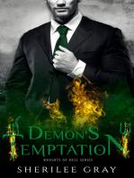 Demon's Temptation (Knights of Hell #3)