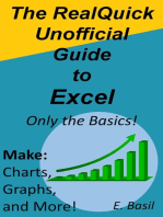 RealQuick Guides Unofficial Guide to Excel