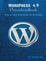 WordPress 4.9 Praxishandbuch