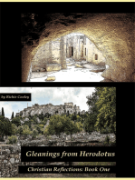 Gleanings from Herodotus Christian Reflections