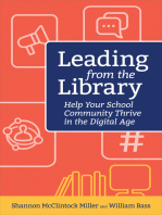 Leading from the Library