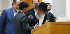 Rabbi Wounded In Synagogue Attack Becomes Global Messenger Of Faith