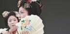 Win! A Place On A Portrait Workshop Shooting Japanese Geisha