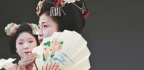 Win! A Place On A Portrait Workshop Shooting Japanese Geisha