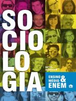 Sociologia enem e ensino médio