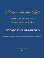 Dicionário Das Leis