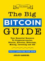 The Big Bitcoin Guide