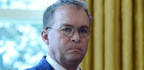 One-time Deficit Hawk Mulvaney Says Soaring U.S. Debt Isn't 'Holding Us Back'