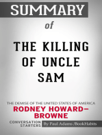 Summary of The Killing of Uncle Sam