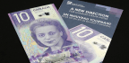 New Canadian Currency Features Civil Rights Activist, Wins Innovation Award