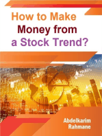 How to Make Money from a Stock Trend?