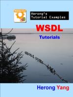 WSDL Tutorials - Herong's Tutorial Examples