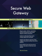 Secure Web Gateway A Complete Guide - 2019 Edition