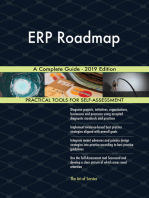 ERP Roadmap A Complete Guide - 2019 Edition