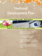 National Development Plan A Complete Guide - 2019 Edition