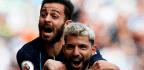 Technology Helps Man City's Push For Premier League Title