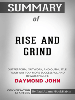 Summary of Rise and Grind