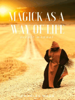 Magick as a Way of Life