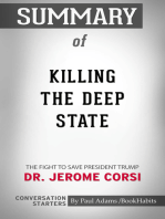 Summary of Killing the Deep State