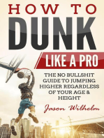 How to Dunk Like a Pro
