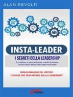 INSTA LEADER - I Segreti della leadership
