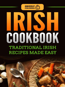 Irish Cookbook: Traditional Irish Recipes Made Easy