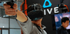 Far From Glitzy Tech Hubs, Chinese City Bets Big On VR