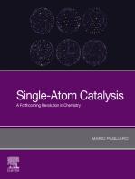 Single-Atom Catalysis