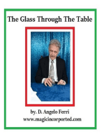 The Glass Throught The Table
