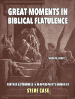 Great Moments in Biblical Flatulence