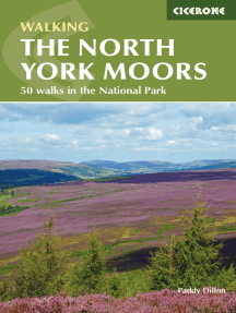 The North York Moors: 50 walks in the National Park