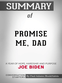 Summary of Promise Me, Dad: A Year of Hope, Hardship, and Purpose | Conversation Starters