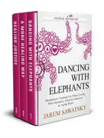 The Healing and Love Collection: Dancing with Elephants, A More Healing Way, Healing Justice