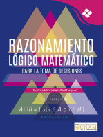 Razonamiento Lógico Matemático para la toma de decisiones