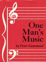 One Man's Music