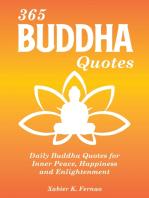 365 Buddha Quotes