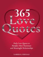 365 Love Quotes
