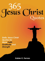 365 Jesus Christ Quotes