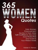 365 Women Quotes