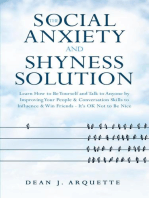 The Social Anxiety and Shyness Solution