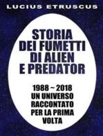 Storia dei fumetti di Alien e Predator