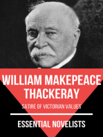Essential Novelists - William Makepeace Thackeray