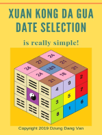 Xuan Kong Da Gua Date Selection Is Really Simple