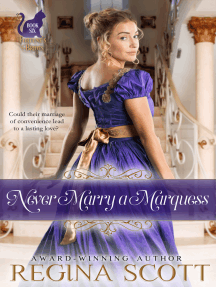 Never Marry a Marquess
