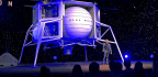 Jeff Bezos Showcases 'Blue Moon' Lander, Shooting For A Moon Trip Within 5 Years