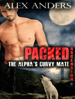 The Alpha's Curvy Mate (Packed