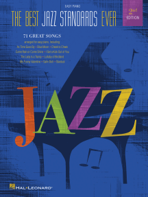 Best Jazz Standards Ever - 2nd Edition