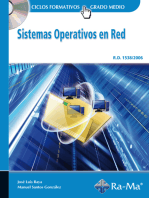 Sistemas Operativos en Red (GRADO MEDIO).: SISTEMAS OPERATIVOS