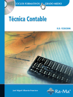 Técnica contable (GRADO MEDIO)