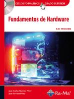 Fundamentos del Hardware (GRADO SUP.): HARDWARE (O SOPORTE FÍSICO DEL ORDENADOR)